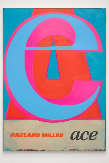 'York – So Good They Named It Once', Harland Miller, oil on canvas, 2009, copyright Harland Miller, Photo copyright: White Cube (Stephen White)