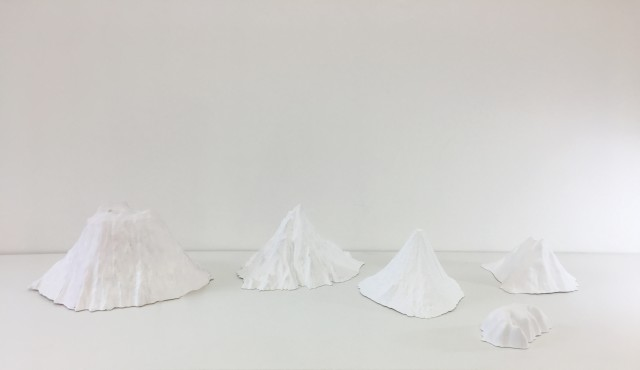 Katie Paterson, First There is a Mountain, 2019 Image © Katie Paterson First There is a Mountain is supported by the National Lottery through Creative Scotland and Arts Council England