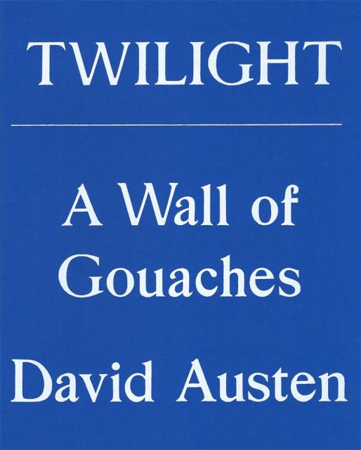 David Austen: Twilight