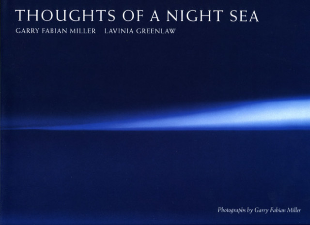Garry Fabian Miller: Thoughts of a Night Sea