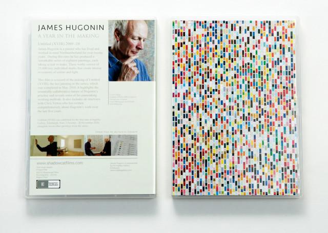 James Hugonin: A Year in The Making: Untitled (XVIII) 2009-2010 (DVD)