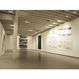 Zheng Chongbin's works, Installation view at RH Contemporary Gallery, New York