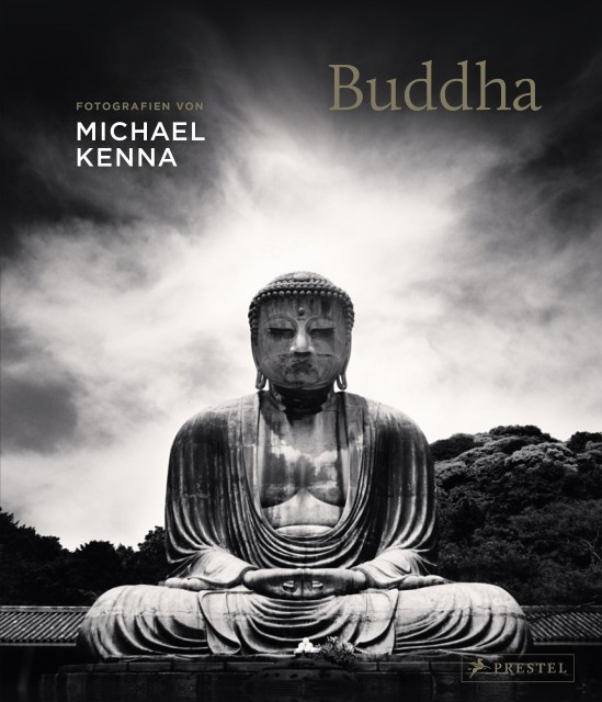 Buddha. Photographs Michael Kenna