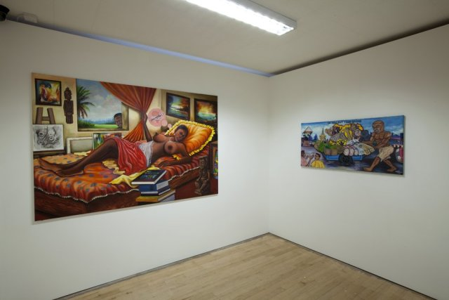 Emerging Art From Kinshasa