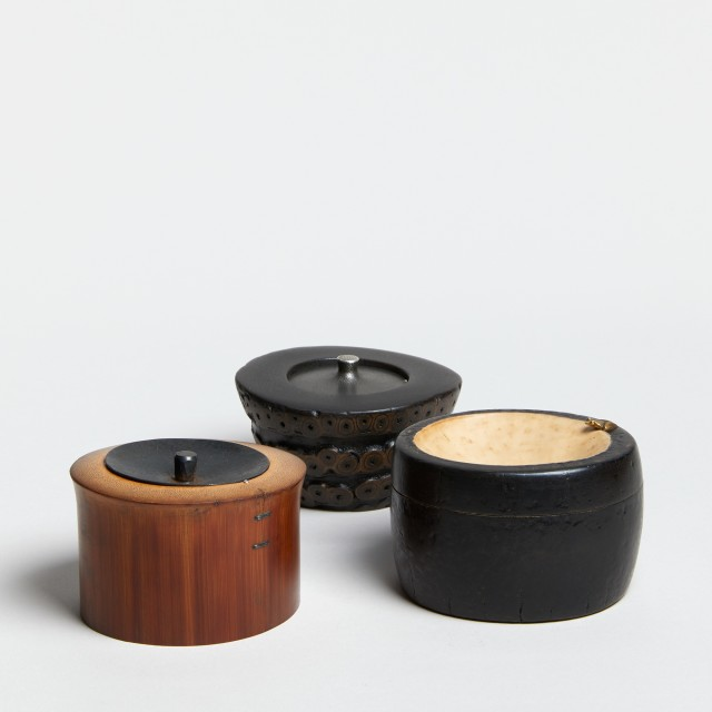 Andreas Caderas, Containers of Bamboo