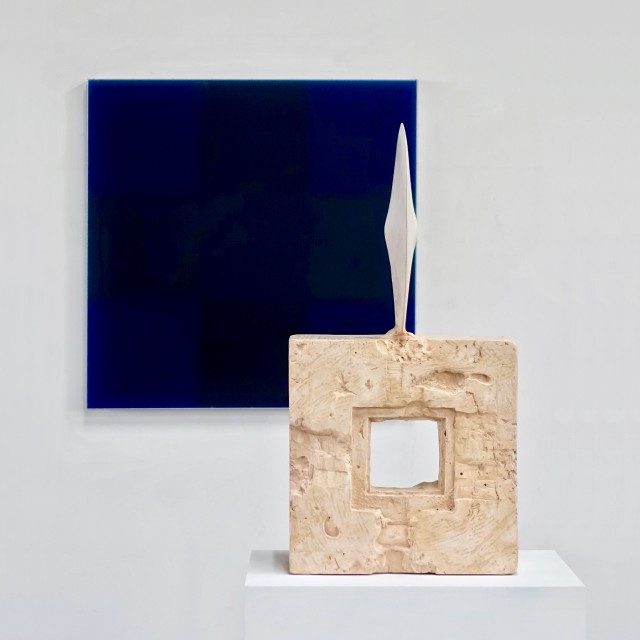 Katsuhito Nishikawa, Skulpturen und Wandobjekte