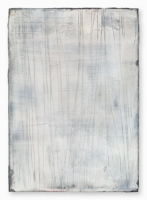 Hideaki Yamanobe, Arbeiten auf Papier und Nessel