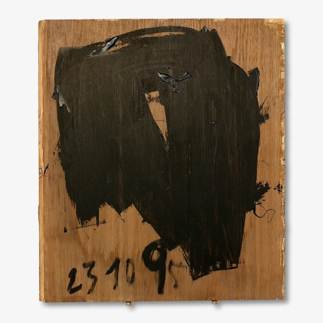 Thomas Baumhekel, Works on paper and driftwood