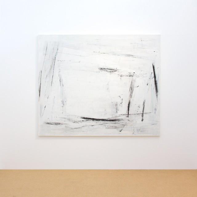 Monika Huber, Bildräume - Arbeiten aus den 1990er Jahren