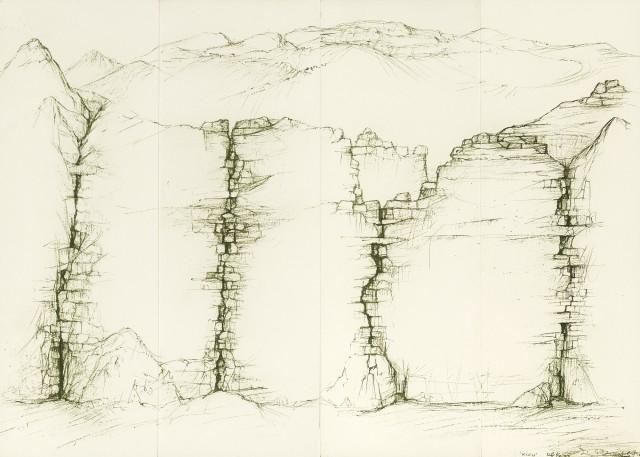 Raffi Kaiser, Landschaften
