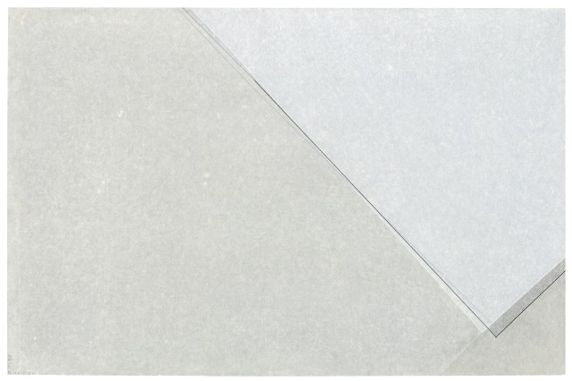 Koichi Nasu, Works on paper an wall objects