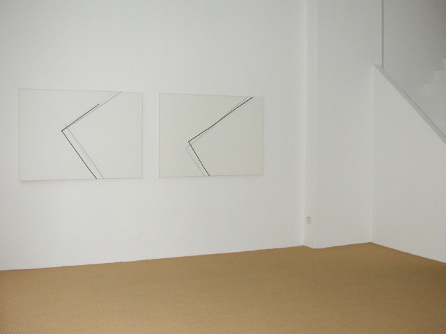 Koichi Nasu, Works on paper and canvas