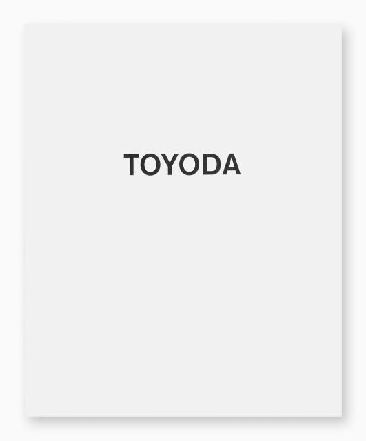 TOYODA, Masanori Toyoda