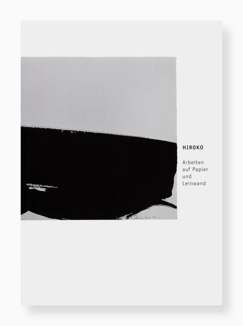Hiroko Arbeiten auf Papier und Leinwand, 2008