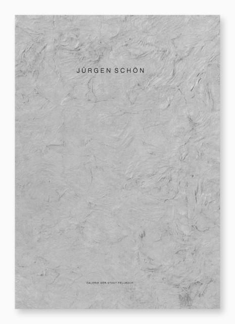 Jürgen Schön, Objekte und Zeichnungen. Galerie der Stadt Fellbach, 2017
