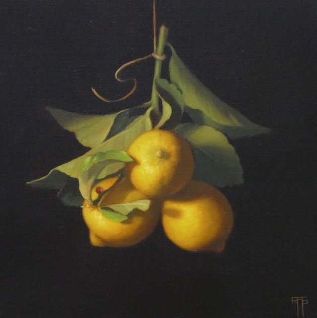 Raquel Alvarez Sardina Lemons SOLD