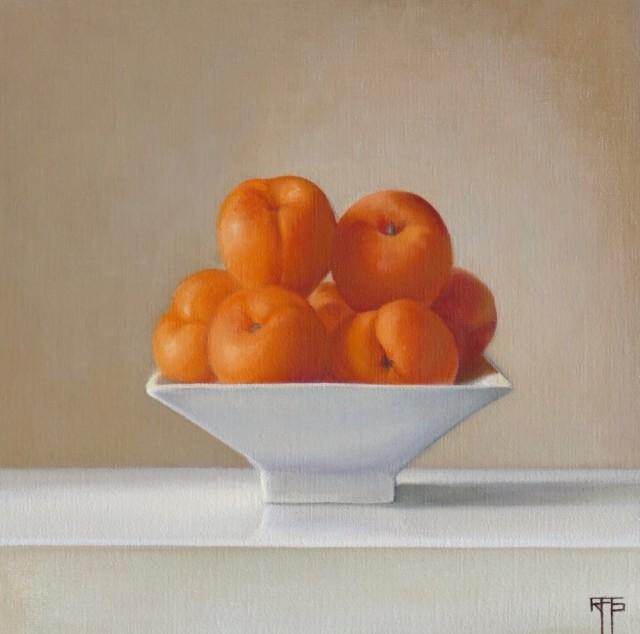 Raquel Alvarez Sardinia MA SWA  Apricots  Sold