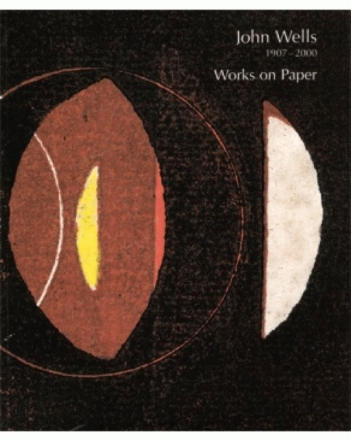 John wells, Works on Paper, foreword Mathew Rowe