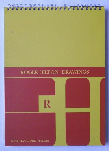 Roger Hilton, Drawing, foreword Andrew Lambrith