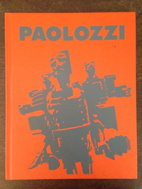Paolozzi foreword Jonathan Clark