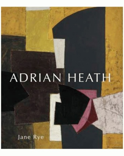 Adrian Heath, by Jane Rye