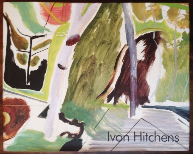 Ivon Hitchens, text Sandy Mallet