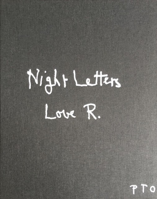 Roger Hilton: Night Letters: Drawings & Gouaches , Edited by Timothy Bond