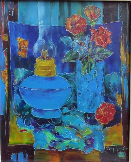 Tony Agostini, The Blue Lamp
