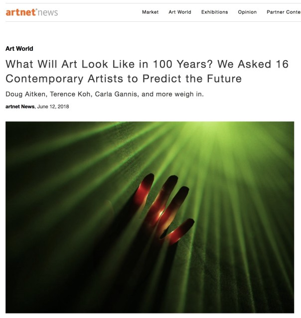 What Will Art Look Like in 100 Years? We Asked 16 Contemporary Artists to Predict the Future