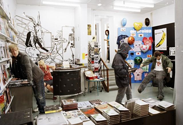 Unni Askeland | Markus Brendmoe | Crispin Gurholt, After Munch