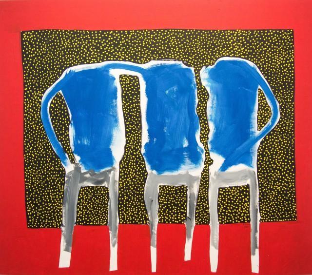 ART BRUSSELS, Amadou Sanogo & Martine Poppe