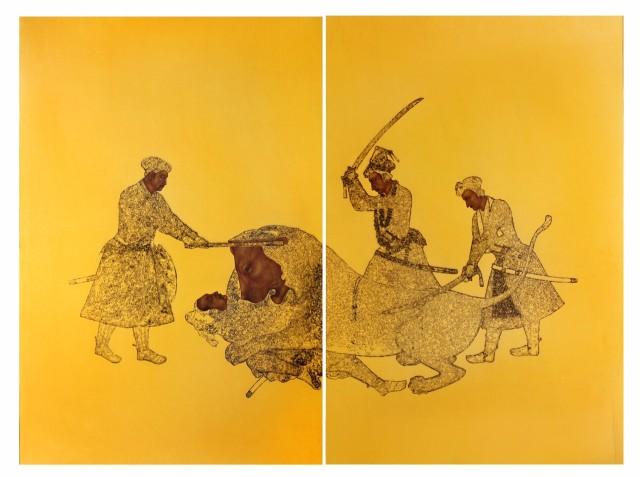 Art Dubai , With Dawit Abebe and Muhammad Zeeshan