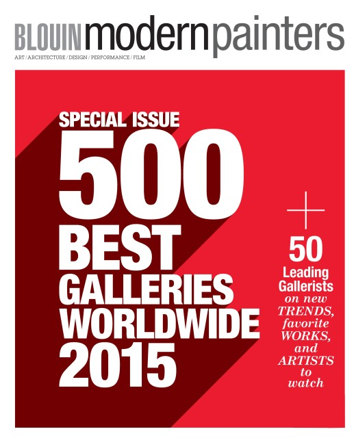 500 Best Galleries Worldwide 2015: UK and Ireland