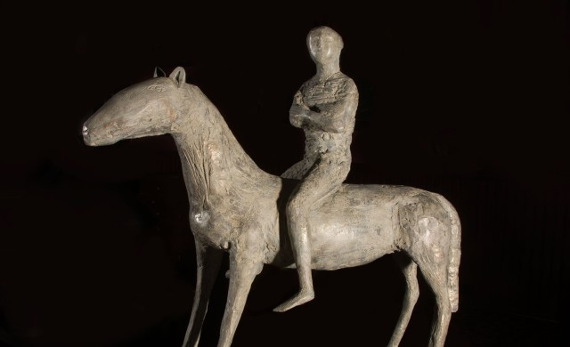 new arrival, CHRISTOPHER MARVELL | new large sculpture.