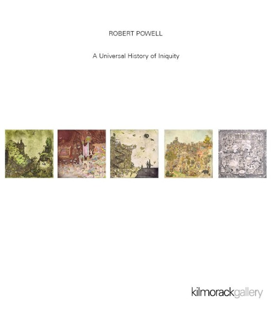 A Brief History of Iniquity, work by Robert Powell