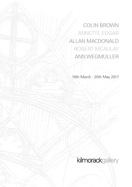 2017 Part one - March, April, May, COLIN BROWN | ANNETTE EDGAR | ALLAN MACDONALD | ROBERT MCAULAY | ANN...