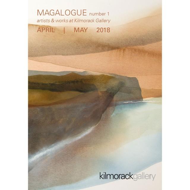 MAGALOGUE 1 new art magazine - April, May 2018