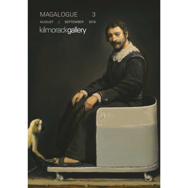 MAGALOGUE 3, Art Magazine - August September