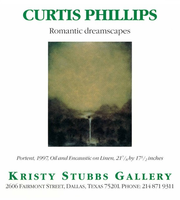 Romantic Dreamscapes, New paintings by Curtis Phillips