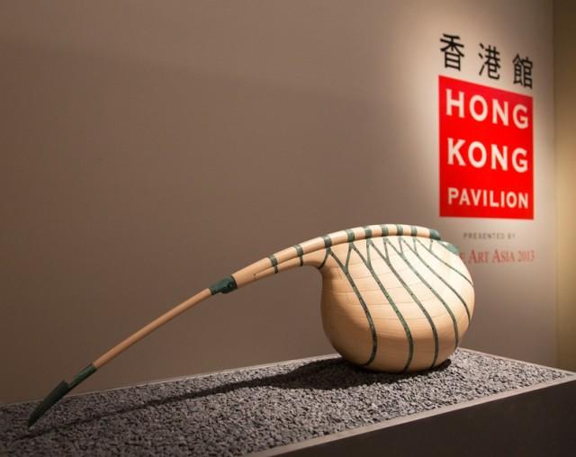 盧志榮作品展, Masterpiece London 藝術博覽會