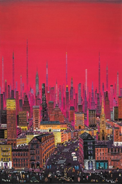 A Tale of Metropolis • Zhang Gong