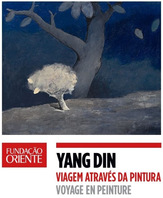 """Journey through Painting"" Solo Exhibition of Yang Din"