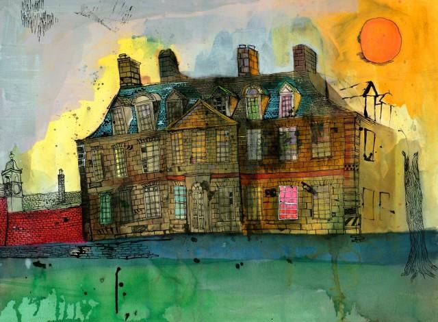 TATE'S CORNWALL: ANTONY HOUSE