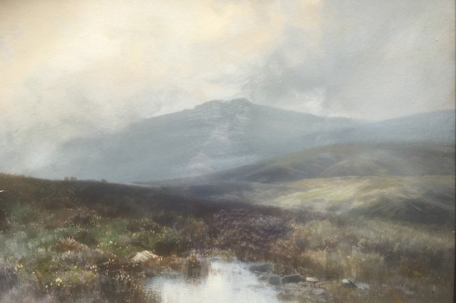 Frederick John WIDGERY, DARTMOOR
