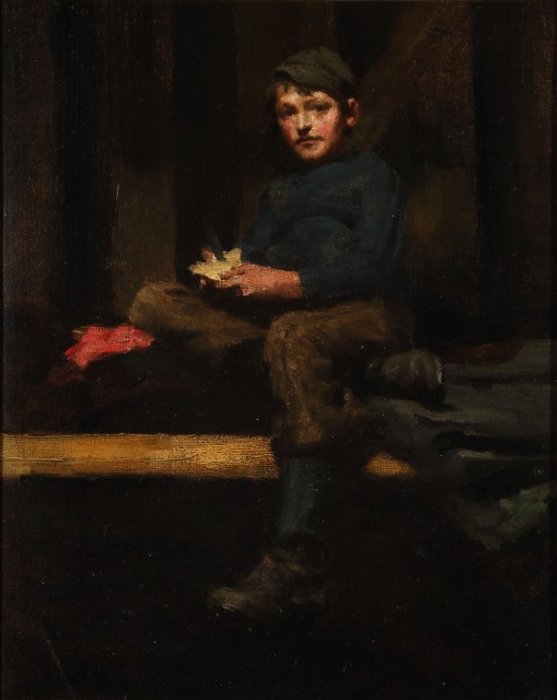 TUKE PORTRAIT REDISCOVERED