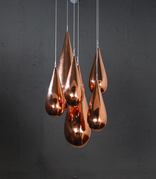 Lee Chin-fai Danny, Scenery, Copper, Dimensions Variable, 2014