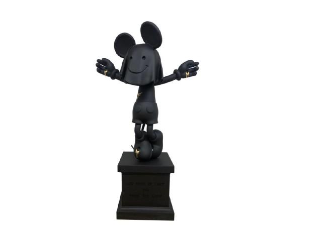 Zhao Yiqian new idol(black)