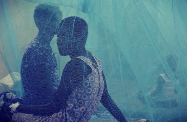 Under the blue skies of Agok #2,在Agok 的蓝天下 #2 Archival print on pvc,PVC 聚氯乙烯上典藏版印刷 65 cm x 100 cm 2018