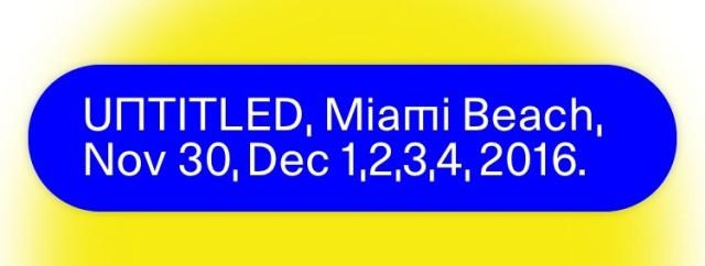 Galerie Lisa Kandlhofer @ Untitled, Miami