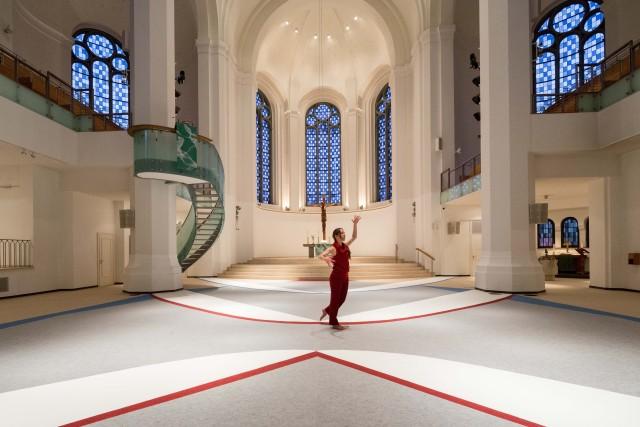 Frauke Dannert @ Johanneskirche, Stadtkirche Düsseldorf